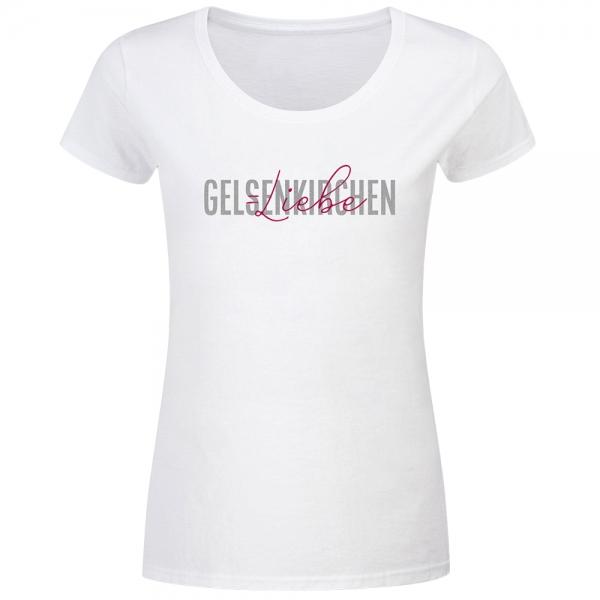 T-Shirt Frauen Gelsenkirchen Liebe