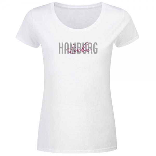 T-Shirt Hamburg Amrum Liebe