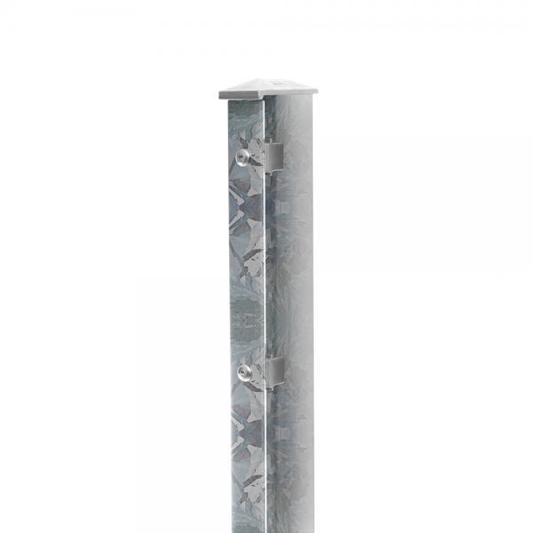 Zaunpfosten Typ 1 feuerverzinkt   2430   Standard