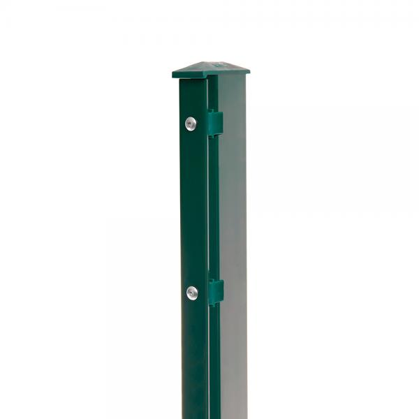 Zaunpfosten Typ 1 moosgrün RAL 6005 | 1030 | Standard
