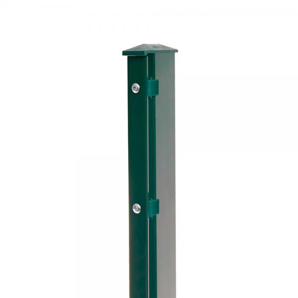 Zaunpfosten Typ 1 moosgrün RAL 6005 | 2030 | Standard