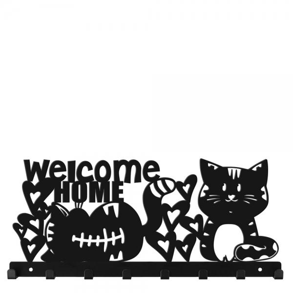 Katzen Garderobe