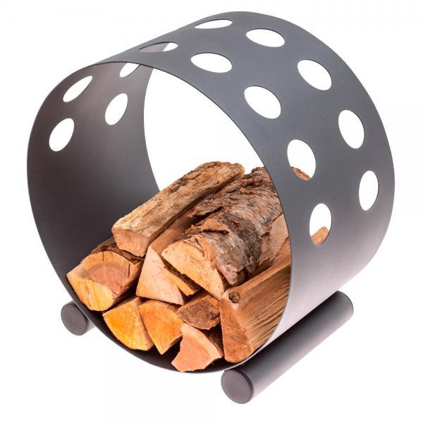 Holzlege für Kaminholz Typ Aron