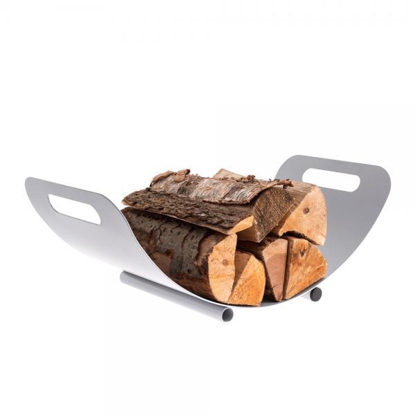 Holzlege für Kaminholz Typ Bingo