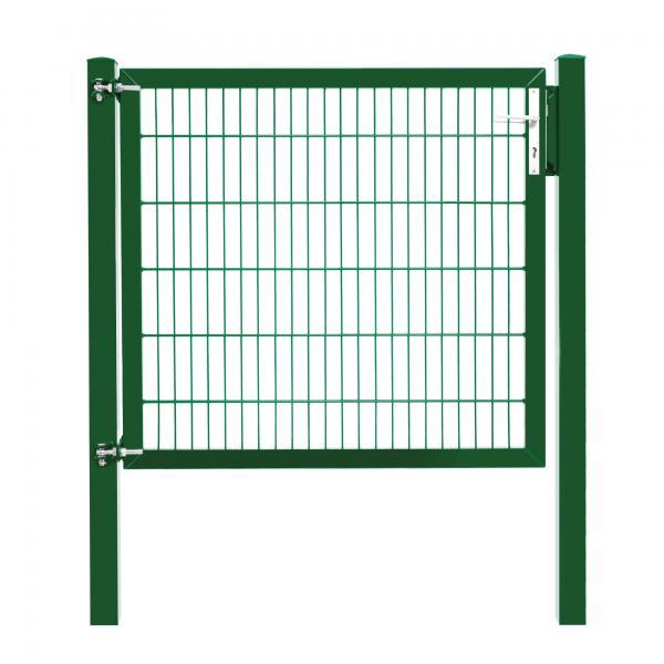 Industrie Toranlage moosgrün RAL 6005 | 1230  | 1250  | 1 flügelig
